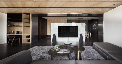 豪华型140平米四工业风风格客厅图片