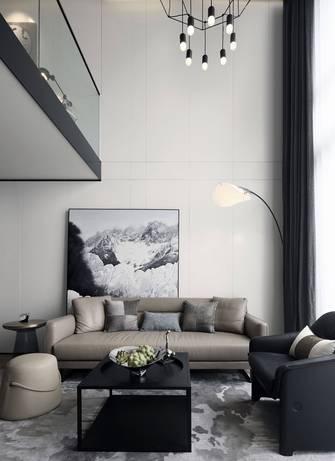 三现代简约风格客厅装修案例