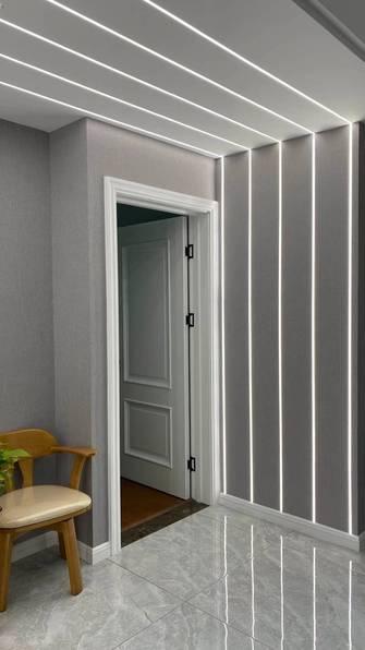 140平米四室四厅轻奢风格玄关装修图片大全
