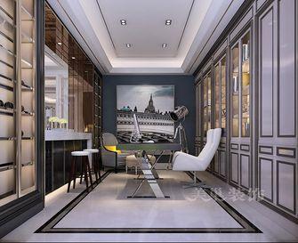 豪华型140平米新古典风格书房效果图