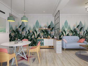 经济型120平米三室三厅田园风格客厅装修案例