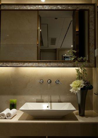 20万以上140平米四室四厅现代简约风格卫生间设计图