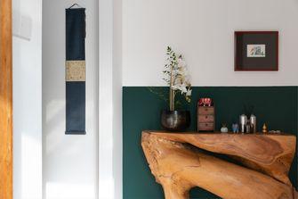 经济型120平米三室两厅田园风格书房装修图片大全