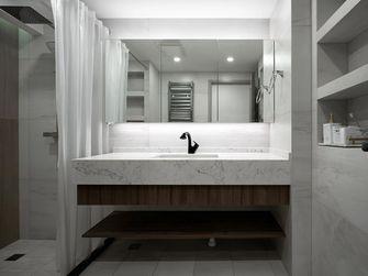 豪华型140平米三现代简约风格卫生间设计图