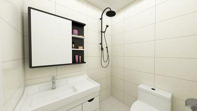 3-5万50平米小户型现代简约风格卫生间欣赏图
