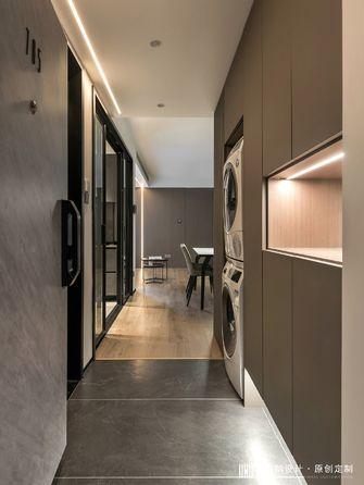 富裕型80平米一室两厅现代简约风格玄关图