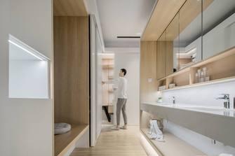 5-10万90平米日式风格卫生间装修案例