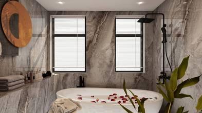 豪华型130平米复式现代简约风格卫生间装修效果图