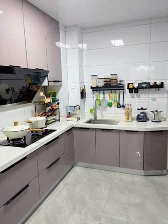经济型80平米欧式风格厨房装修图片大全