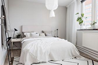 豪华型140平米四室三厅北欧风格卧室效果图