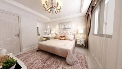 140平米三室一厅法式风格卧室装修案例
