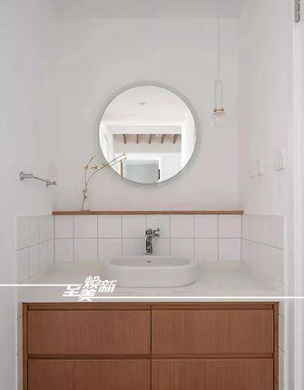 10-15万130平米四室两厅日式风格卫生间图片
