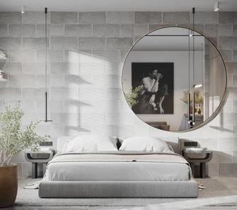 富裕型30平米小户型轻奢风格卧室图片大全