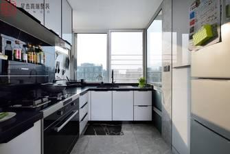 20万以上100平米三日式风格厨房装修效果图