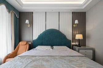20万以上120平米三美式风格卧室装修图片大全