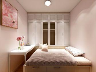 经济型90平米北欧风格卧室设计图