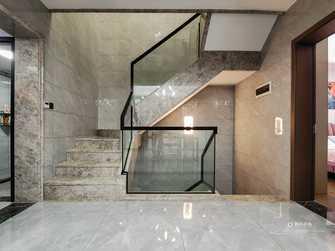 20万以上140平米别墅轻奢风格楼梯间装修案例