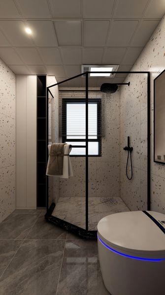 15-20万100平米三室两厅现代简约风格卫生间装修案例