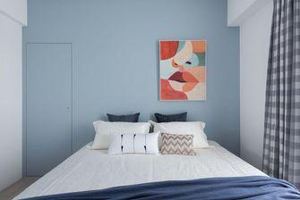 90平米欧式风格卧室图片