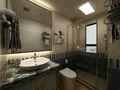 豪华型130平米三室两厅地中海风格卫生间装修图片大全