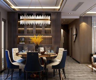 20万以上140平米四美式风格餐厅效果图