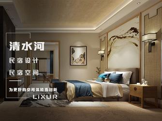 豪华型140平米东南亚风格卧室欣赏图