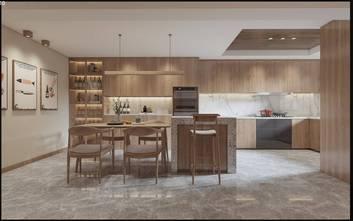 140平米别墅日式风格餐厅装修图片大全