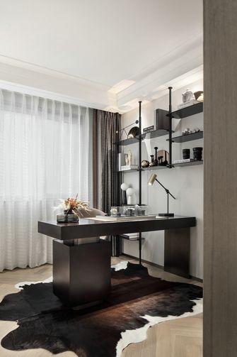 20万以上140平米四室两厅现代简约风格书房装修图片大全