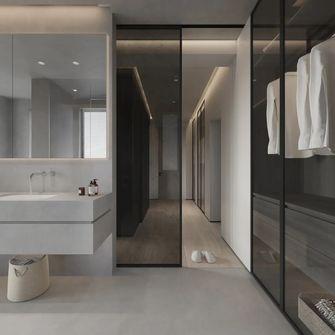 140平米日式风格卫生间设计图