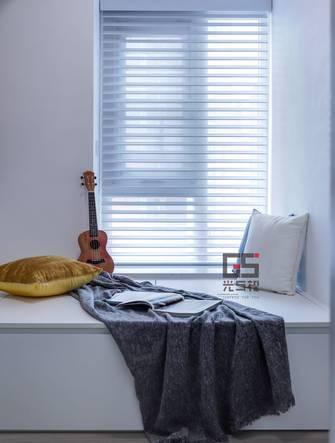 80平米三现代简约风格青少年房图片