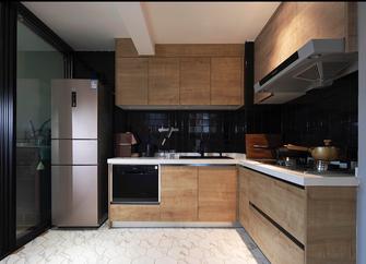 70平米现代简约风格厨房欣赏图