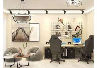 5-10万60平米一居室日式风格客厅欣赏图