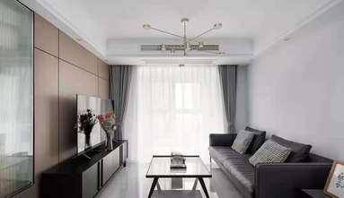 3-5万一室两厅北欧风格客厅装修图片大全