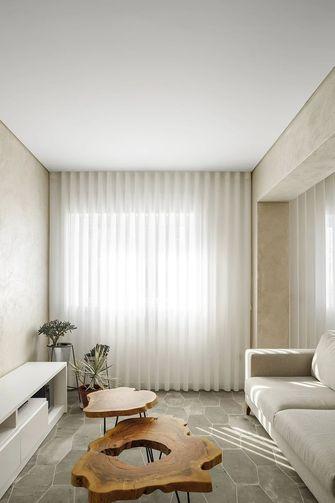120平米四现代简约风格客厅图