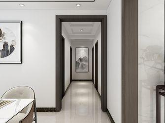 富裕型120平米三室两厅中式风格走廊装修图片大全