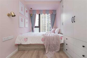 富裕型80平米三室两厅欧式风格青少年房图片大全