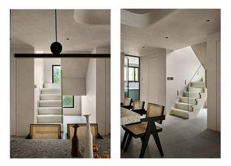 15-20万140平米复式现代简约风格楼梯间装修图片大全