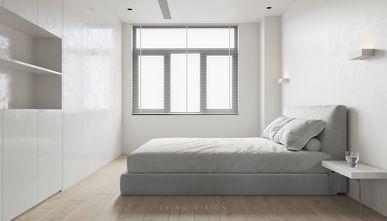 20万以上130平米四室两厅现代简约风格卧室图片大全