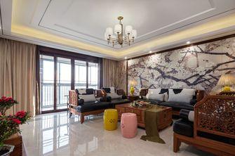 110平米三新古典风格客厅效果图