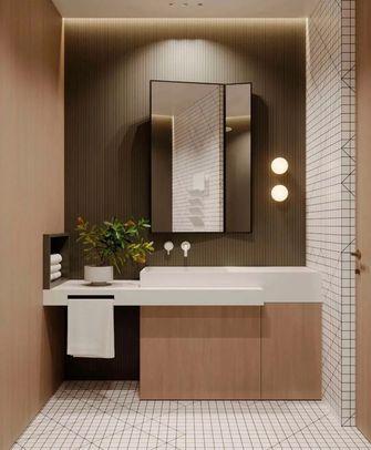 15-20万110平米三室一厅地中海风格卫生间装修案例
