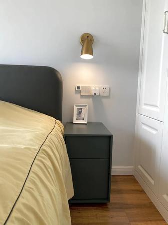 110平米三室两厅北欧风格卧室欣赏图
