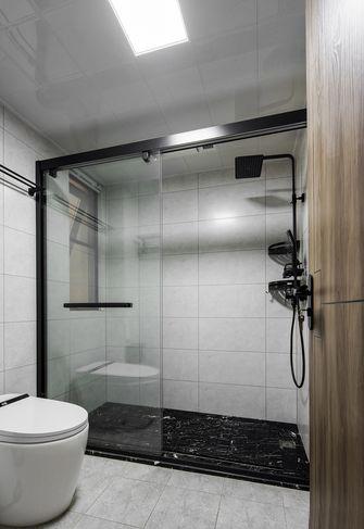 90平米三中式风格卫生间装修案例
