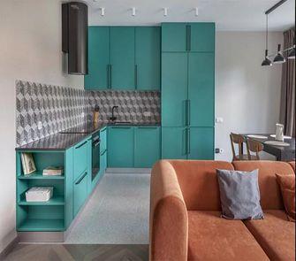 90平米港式风格厨房装修案例