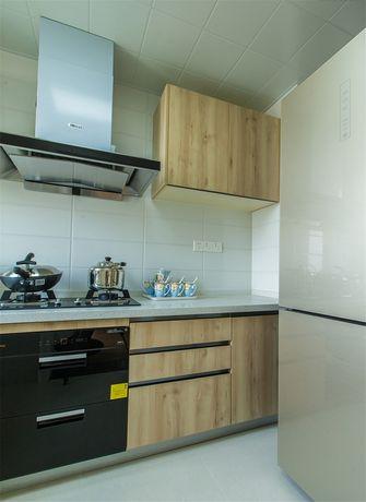 90平米三北欧风格厨房装修图片大全