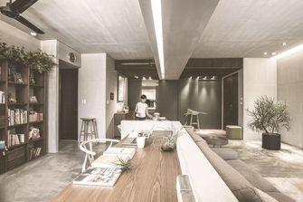 富裕型110平米三室一厅新古典风格客厅效果图