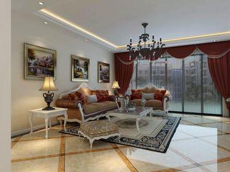 欧式风格客厅欣赏图