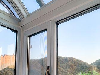 欧式风格阳台设计图