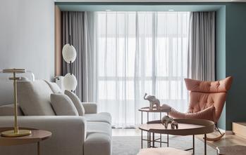 20万以上130平米四室一厅北欧风格客厅效果图