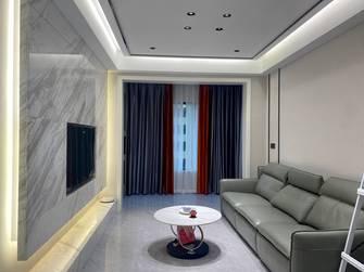 经济型110平米三室三厅轻奢风格客厅图片大全