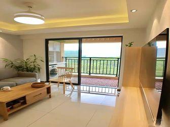 50平米日式风格客厅图片大全